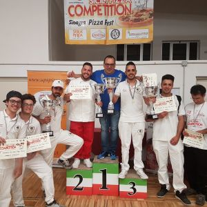 Sicily Pizza Competition